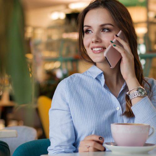 woman, people, coffee